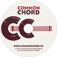 Common Chord - Self-Titled Release 2017
