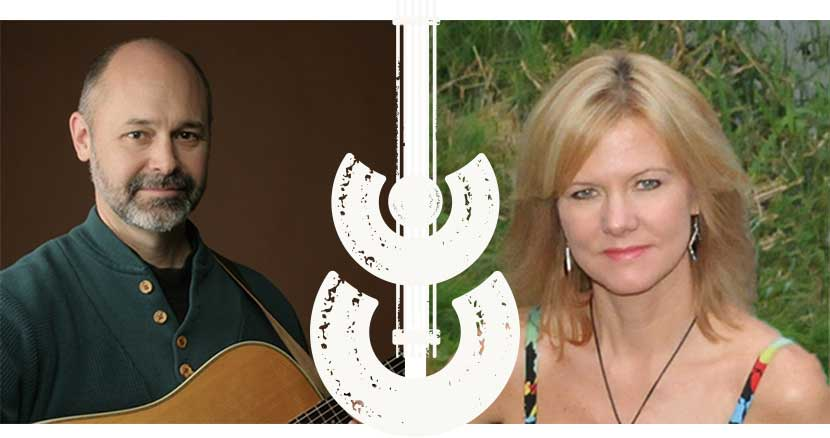 Michael Bryant and Tracy Jane Comer (Common Chord)